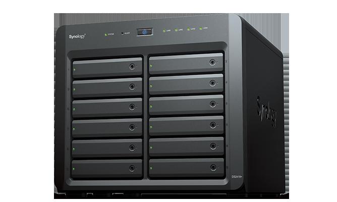 DiskStation DS2419+ | Synology Inc